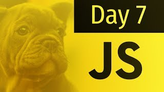 The 10 Days of JavaScript: Day 7 (Returning vs Mutating)