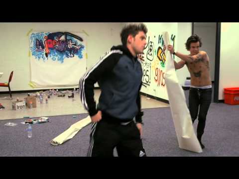ONE DIRECTION 1D DAY MESSING AROUND
