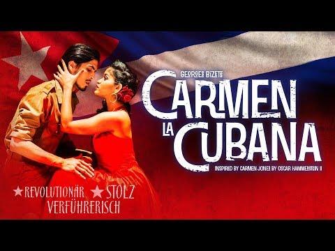 CARMEN LA CUBANA | 30.10. - 11.11.2018 | Theater 11 Zürich