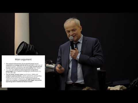 Nikita Lomagin — «Economic tools of Russian Foreign Policy»