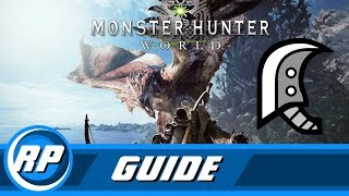 Monster Hunter World - Great Sword Progression Guide (Recommended Playing)
