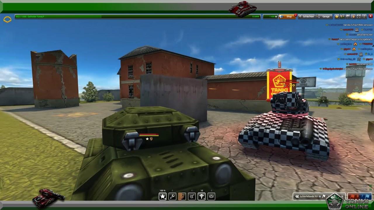 Tanki Spiele