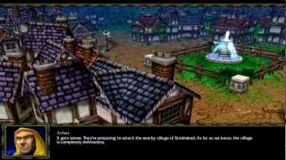 05 - The story of Warcraft III: Reign of Chaos (2002) - The Scourge of Lordaeron (HD)
