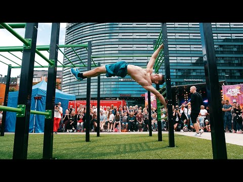 Nordic Street Workout Championship 2016