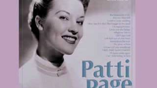 Basin Street Blues ~ Patti Page
