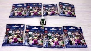 LEGO Minifigures 71022 «Гарри Поттер и Фантастические твари». Часть 1. Распаковка и обзор