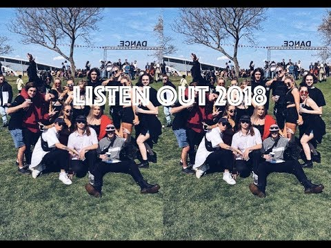 LISTEN OUT 2018
