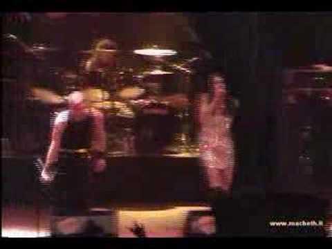 Macbeth : crepuscularia live in Guadalajara, MEXICO 2005