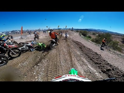 My buddy Rory during 450a Havasu WORCS Round 4 race.