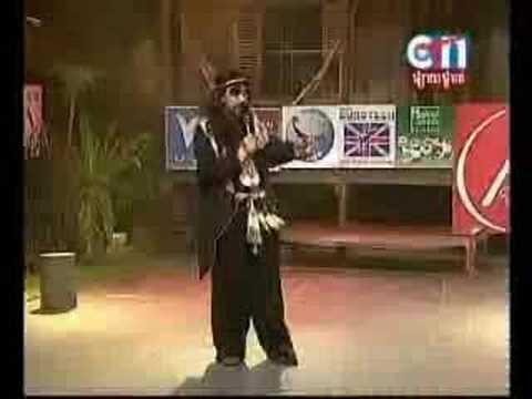 """Khmer: Lakorn """"Jor Jek Nam Var"""" [1-4]"""
