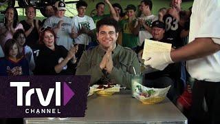 Man v. Food: Atomic Wing Challenge
