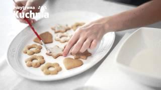 Lukier z białek - jak zrobić klasyczny lukier królewski | Dorota Kamińska