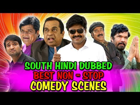 South Hindi Dubbed Best Non-Stop Comedy Scenes   South Indian Hindi Dubbed Best Comedy Scenes thumbnail