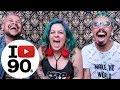 COMPARANDO PROGRAMAS POLÊMICOS DOS ANOS 90 C/ O YOUTUBE feat. Diva Depressão
