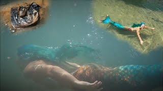 You're NOT Going to Believe This! Found Mermaid & Full Purse Treasure Hunting Creek!!