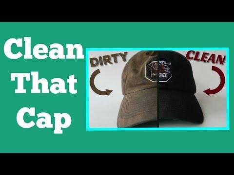 DIY | How To Clean A Dirty Baseball Cap Mp3