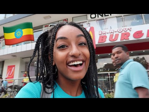 My First Week in Addis Ababa   Ethiopia VLOG 1