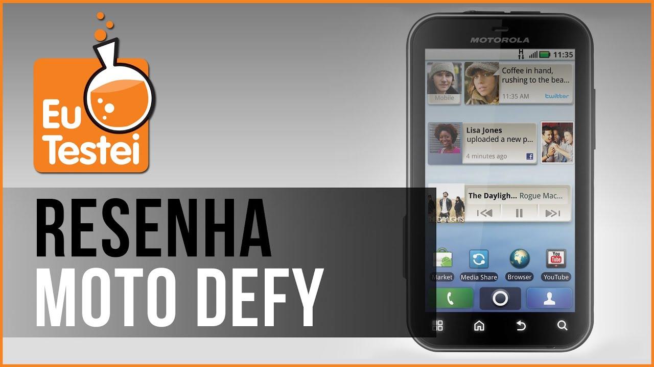 defy mb525 motorola smartphone v deo resenha eutestei brasil youtube rh youtube com Motorola Smartphone Motorola Defy Unlocked