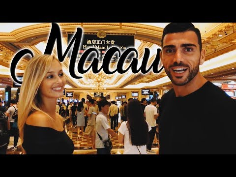 """Come with me to MACAU - """"THE LAS VEGAS OF THE EAST"""""""