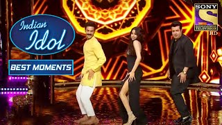 'Nadiyon Paar (Let The Music Play)' पे Roohi की Cast ने किया Groove I Indian Idol Season 12