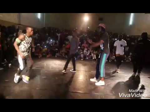 POWER CREW SENEGAL battle regional