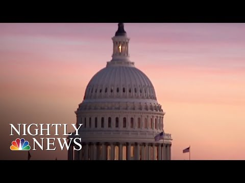 Blame Game Intensifies On Second Day Of Government Shutdown | NBC Nightly News