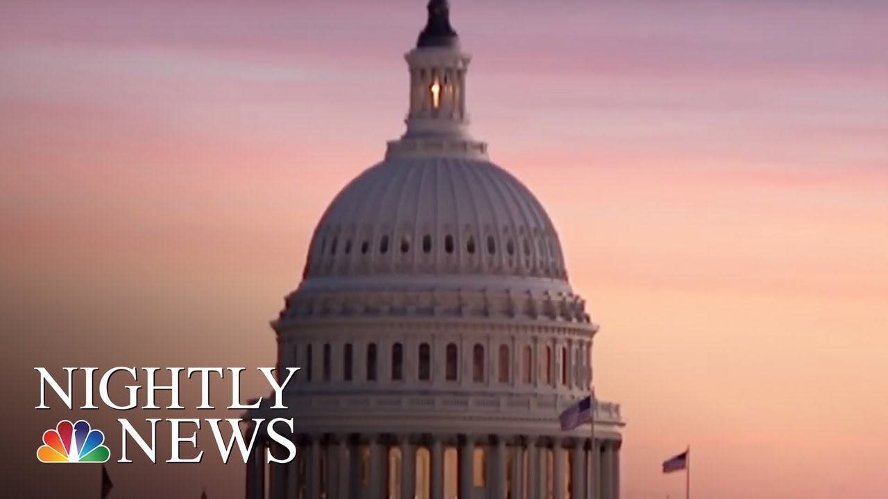 blame-game-intensifies-on-second-day-of-government-shutdown-nbc-nightly-news