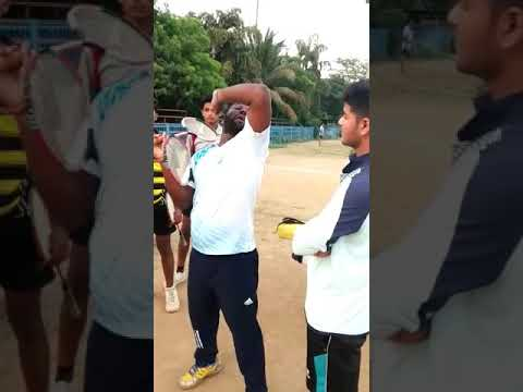 Ball Badminton Skill By Mohan Kodi Ball Badminton Junior National Coaching Comp In Chhattisgarh