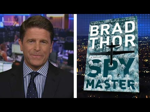 Brad Thor Opens Up About His New Book 'Spymaster'