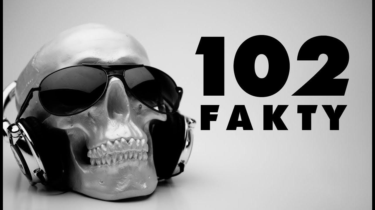 MUZYKA – 102 FAKTY NIE MITY
