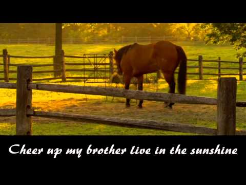 Farther Along ~ Brad Paisley ~ Lyrics