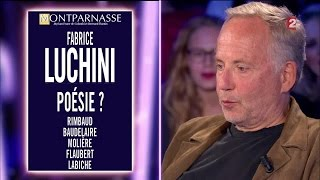 Fabrice Luchini - On n'est pas couché 15 octobre 2016 #ONPC thumbnail
