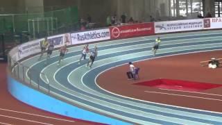Чемпионат Росси. Бег 400 метров. Мужчины