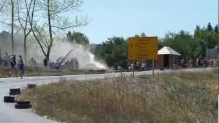 BRDSKA TRKA TARA 2012 - Branimir Simic izletanje HD
