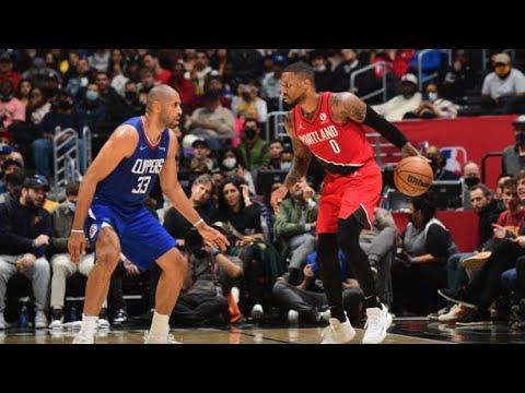 Download LA Clippers vs Portland Trail Blazers Full Game Highlights | October 25 | 2022 NBA Season