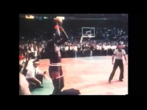 Greatest Moments in NBA History - NBA Finals 1976 Game 5.