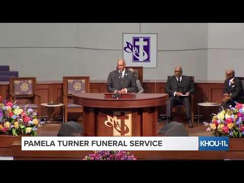 WATCH: Pamela Turner funeral service in Baytown