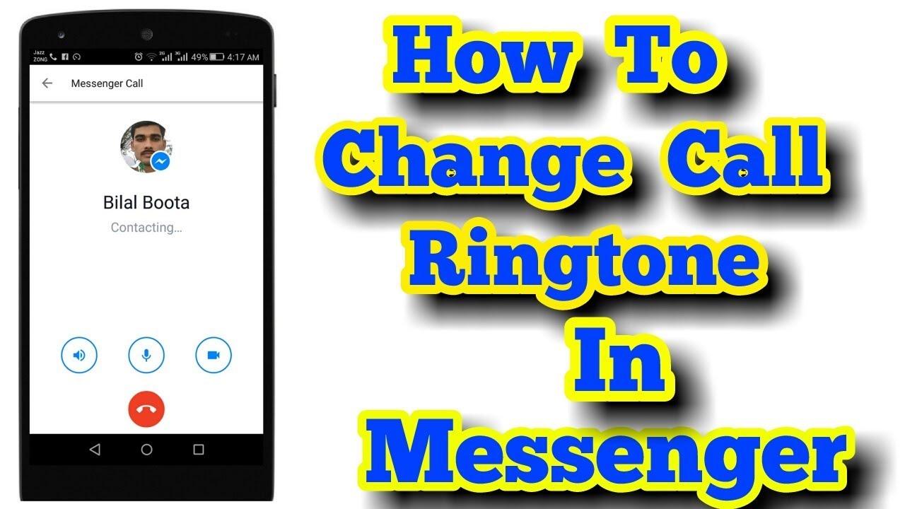 facebook messenger incoming call ringtone free download