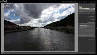 Adobe Lightroom 5 - Tutorial #2 Bildbearbeitung