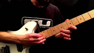 EVH Neo-Classical Tapping Piece   Lesson