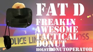 The Fat D Police Holster