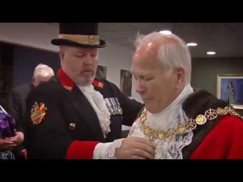 Mayoral Inauguration 2011 for Staffordshire County Council