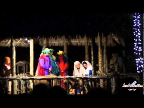 Polynesian Cultural Center Christmas Lagoon