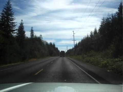 Road Trip 2010, Port Angeles, WA to Tillamook, OR