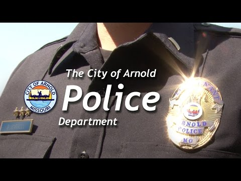 Police – The City of Arnold, Missouri