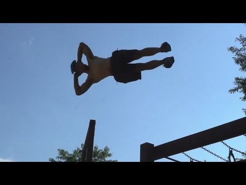 Insane Parkour and Freerunning Summer 2018