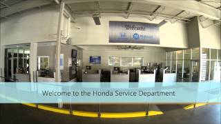 Markley Honda Service Department(Let me show you how to get to Markley Honda Service Department. http://www.markleymotorshonda.com Head west down Monroe from College Avenue., 2015-02-19T22:47:55.000Z)