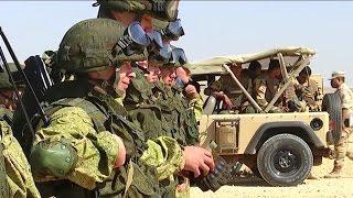 وزارة الدفاع الروسية تنشر فيديو لمناورة «حماة الصداقة» مع مصر   المصري اليوم