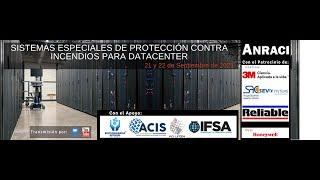 Sistemas Especiales de Protección Contra Incendios Para Data Centers  Seminario Técnico sesión 1