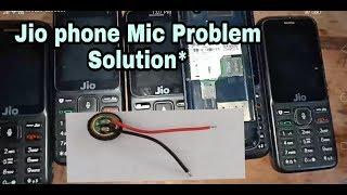 lava mic not working